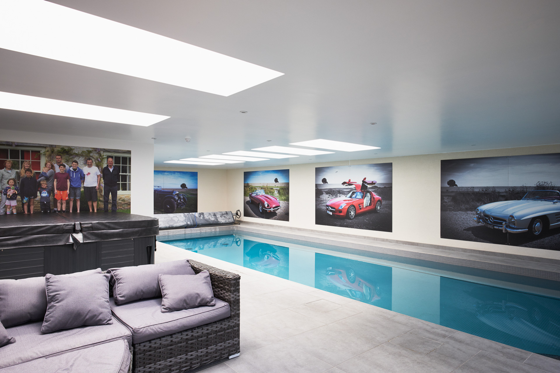 Pool Room in Suffolk